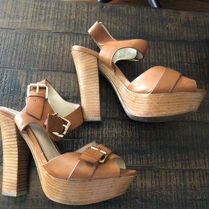 Aldo Thick Heels women's Size 8